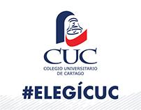 Colegio Universitario de Cartago - Elegí Cuc
