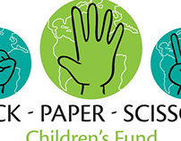 Logo for Rock-Paper-Scissors Children's Fund