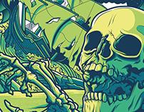 The Hooplas 'Sink Or Swim' Cover Art