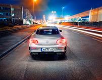 Mercedes C63 AMG // Night