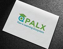 QPALX Logo Design