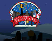 The City of Knoxville's Festival on the Fourth