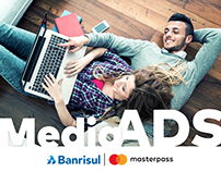 Masterpass + Banrisul | Media ADS