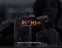 PIMM'S 429 - Brand Identity