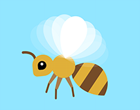 Colony Collapse Disorder Motion Graphic