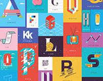 Advertising Sans | Winner, LIA-Adobo Cover design
