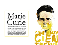 Marie Curie...*