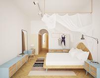 Apartment in H.Haitov St.
