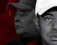 ESPN Magazine: Tiger Woods