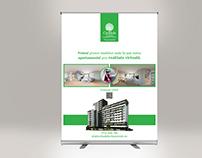 Roll-up Banner VR - Citadela Residence Tineretului