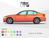 Customize car color