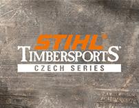 STIHL® TIMBERSPORTS Championship 2015 Visual Identity