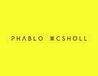 Phablo Xcshöll - Branding + Identitiy