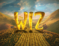 The Wiz Live! | On-Air Promotions & Main Title