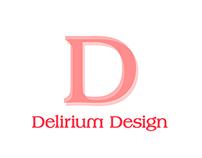 Delirium Design(Logo / ロゴ)