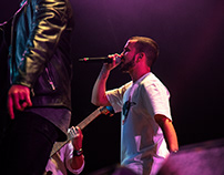 Los Claxons feat. Typow, Daaz, Mando and Urboi