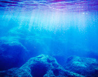 Under the waves of Gozo