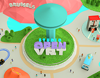STUDIO OPENVRT | filmpark 3D illustration