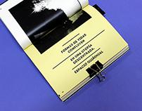 Book Design 'Estación Pringles Espacio Quiñihual'
