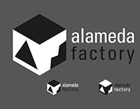 Concepto + Identidad corporativa + Alameda Factory