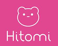 """""""Hitomi"""", marca creada para tienda de juguetes"""
