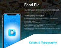 FoodPic App | Case Study
