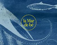 """""""la Mar de bé"""" - TV graphics"""