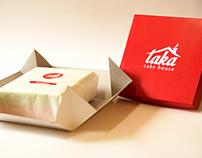 Taka Cake House (Rebranding Concept)