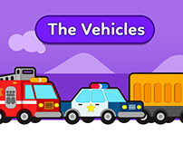 The Vehicles | Animación