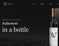 Villenoir - Vineyard, Winery & Wine WordPress Theme