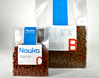 Logo & pagkaging - Nouka