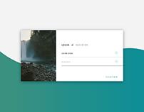 Login Form UI - Free Download