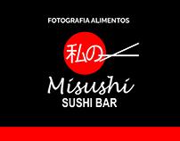 Mi Sushi Bar - Fotografía de alimentos