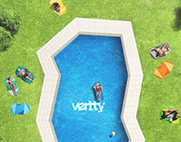 Vertty in Social Media