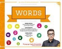 Words; el diseño del juego de Buenafuente