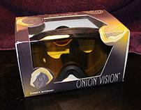 Onion Vision - Goggle Box