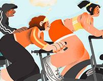 Conde Nast: No Workout redeems Thanksgiving