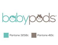 Babypods - Branding, Illustration & Product Design