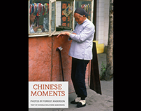 Chinese Moments photo book