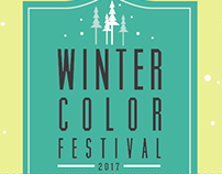Winter Color Festival 2017