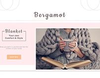 Design for blankets shop