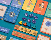 Coding Ocean:海霸 - 桌遊設計