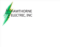 Hawthorne Electric Stationery