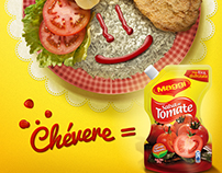 Salsas Maggi - Chevere