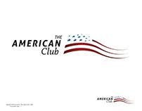 The American Club — logo