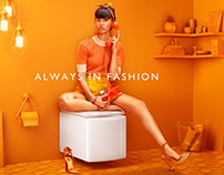 PARRYWARE - ALYWAYS IN FASHION