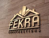 Fekra Constructions - Logo