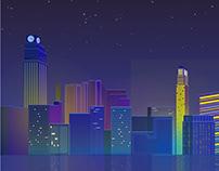 Refonte pochette d'album : Inner City, Paradise