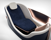 LOT AIRLINES Business Class Re-design