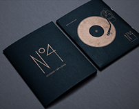 No4 Brochure & Postcards
